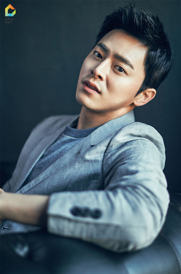 cho jung seok handsome male korean actor